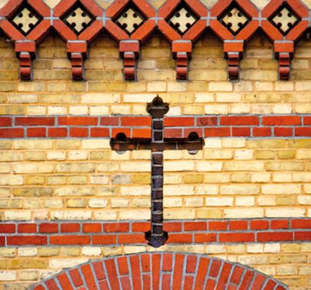 Detail im Johanniskloster